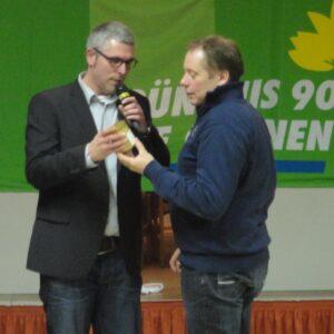 Rainer Klippel und Dietmar Johnen