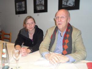 Corinna Rüffer und Karl-Wilhelm Koch