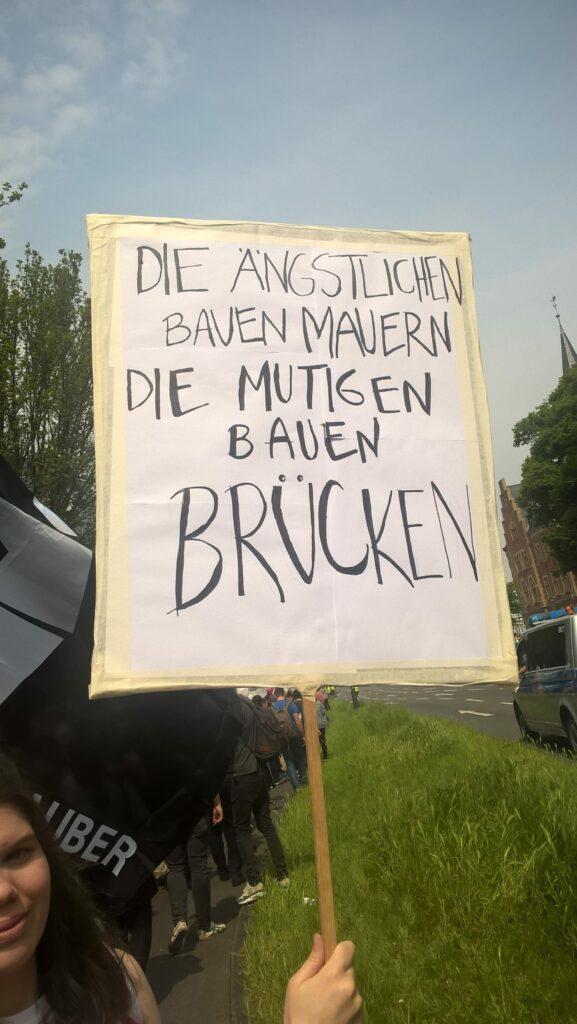 Demo Köln 19.05